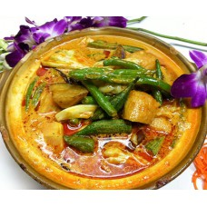 78. Malaysian Curry Assorted Veg. Casserole