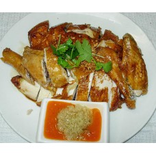 31. Golden Crispy Chicken (Half)