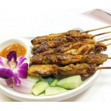 3a. Malaysian Satay Chicken